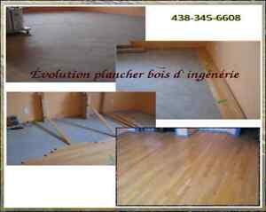 Céramique, Plancher de Bois-franc et Flottant 438-345-6608 West Island Greater Montréal image 4