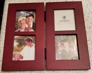 Beautiful Solid Wood Picture Frame made by Citizen – BRAND NEW