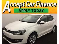 Volkswagen Polo 1.2TDI ( 75ps ) 2012MY Match FROM £31 PER WEEK !