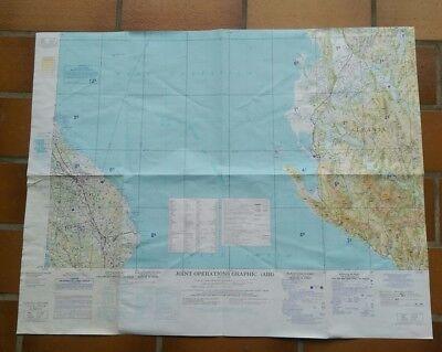 Yugoslawien-Krieg, US - Flugkarten, Lecce Albanien