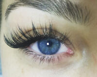 Beauty Bar NOW OPEN! Eyelash extensions opening special $65