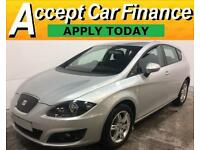 Seat Leon 1.6TDI CR ( 105ps ) 2012MY Ecomotive S Copa FROM £25 PER WEEK!