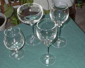 49 Piece Fine German Crystal Glass Set