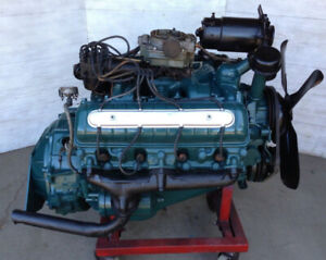 Wanted Olds 324 V-8 engine