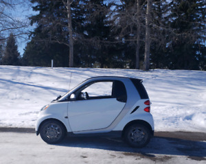 2013 Smart FourTwo Coupe