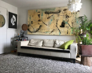 Quiet Cozy Full One Bedroom Apartment July1st-July 30th 2019