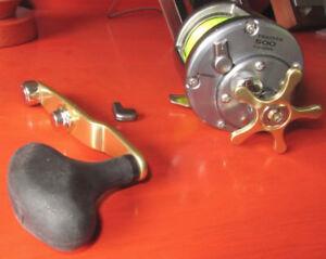 moulinet à pêche fishing reel Shimano Tekota 500