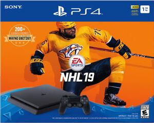 NHL 19 Playstation 4 Bundle