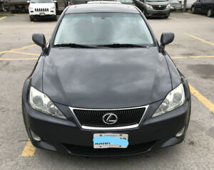 AWD 2008 Lexus IS 250 Sedan