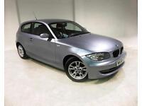 2008 58 BMW 1 SERIES 1.6 116I SE 3D 121 BHP