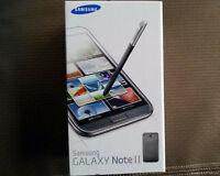 LIKE BRAND NEW SAMSUNG NOTE 2 WITH THE BOX