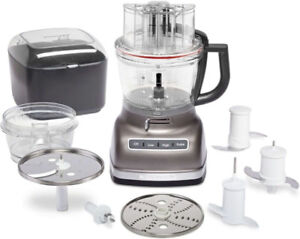 14 cups Kitchenaid Food processor