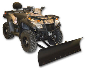 SNOW PLOWS FOR ATVs & SxS - CALL 506-734-1114   **FINANCING**