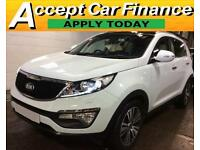 Kia Sportage FROM £77 PER WEEK!