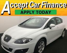 Seat Leon 1.6TDI CR ( 105ps ) 2012MY Ecomotive S Copa FROM £38 PER WEEK!