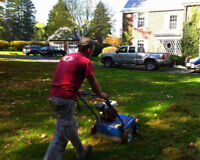 Lawn Care Crew Positions - Late Apr and May, or Full Summer