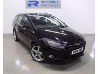 2014 Ford Focus 1.6 TDCi 115 Titanium Navigator 5dr 5 door Estate