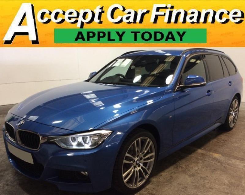 BMW 320 M SPORT FROM £83 PER WEEK!