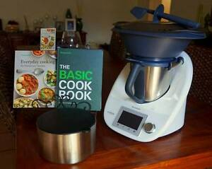 THERMOMIX TM5 WITH ACCESORIES Canning Vale Canning Area Preview