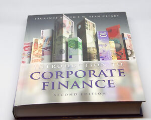 Introduction to Corporate Finance - Third Edition West Island Greater Montréal image 1