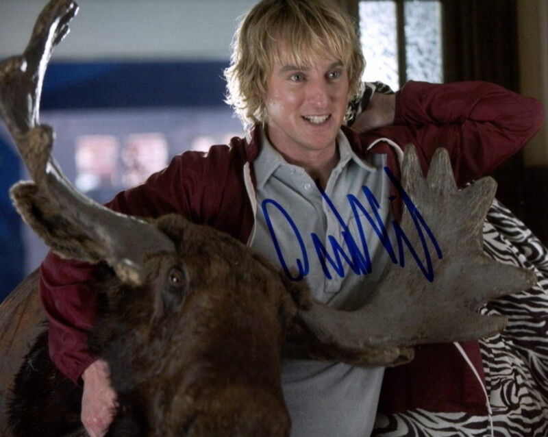 OWEN WILSON.. You, Me, and Dupree - SIGNED