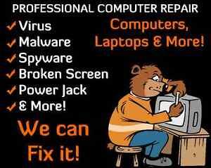 Affordable Computer & Laptop Repair Peterborough Peterborough Area image 1