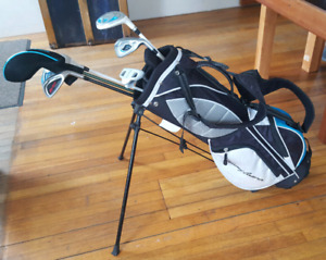Golf clubs for approximate age 4 - 7