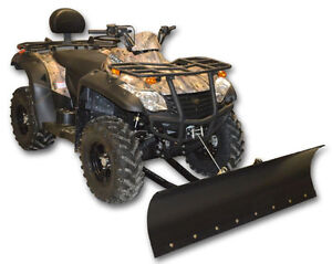SNOW PLOWS FOR ATVs & SxS   -   CALL 506-734-1114