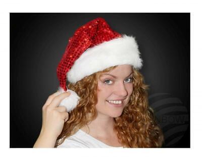 Nikolaus Santa Claus Lady Weihnachts Kostüm Kleid Nikolauskostüm - Weihnachts Kostüm Kleid