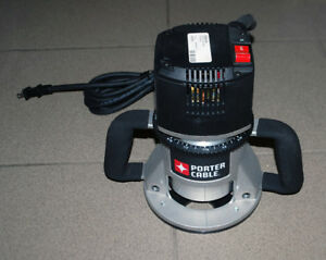 PORTER-CABLE  3-1/4-Horsepower 5-Speed Plunge Router