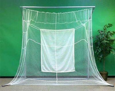 Cimarron Golf Indoor Outdoor Sports Baffle Net (Net Only/No Frame) NEW