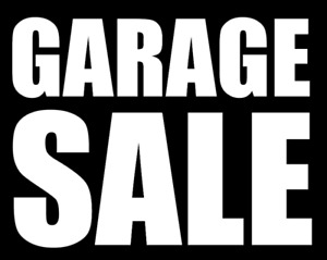 Garage Sale, Mississauga - furniture, Xmas/Halloween decor, etc.