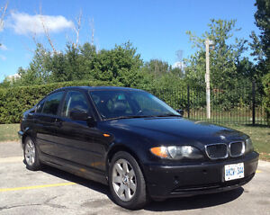 2004 BMW 320i   Automatic A/C  Sunroof  Mint Condition