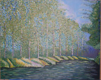 Acrylic Painting Classes for all Ages materials included