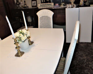Incredible Vintage Shabby Chic Dining Table only