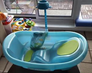 Baby Bath tub, Summer Ocean Buddies
