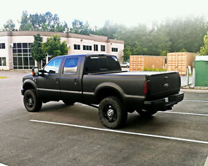 2008 Ford F-250 Superduty FX4 package