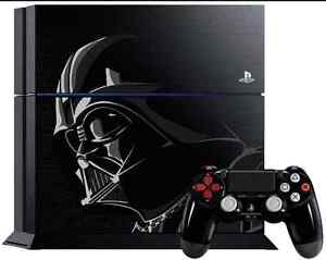 $280 Selling PS4  (Darth Vader Edition) with controller