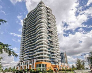 2 bedrooms 2 full bathrooms and Den for rent Surrey Central area