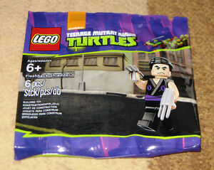 LEGO Teenage Mutant Ninja Turtles Flashback Shredder 500212 TMNT