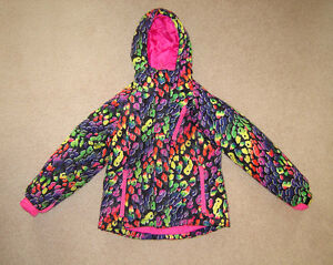 Girls Clothes, Columbia Jacket - size 6, 7 Strathcona County Edmonton Area image 6