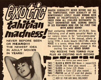 Small Gauge Revolution: A programme of classic 8mm adult films