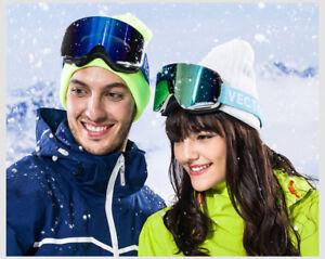 Anti-buée Lunette Ski Lunettes Adulte Snowboard Neuve