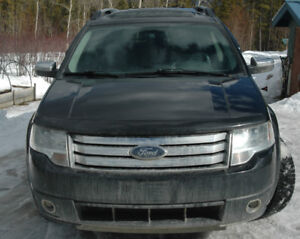 2008 Ford FreeStyle/Taurus X Limited SUV, Crossover