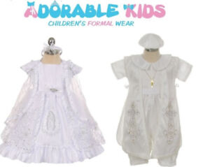 Baptism Gown, Christening Dress