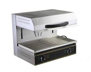 220V Electric Lift-Up Slamaner Commercial Kitchen Elevating Surface Stove Equipment 210023