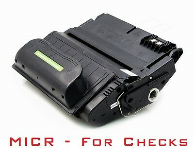 Compatible MICR Toner Cartridge (Q1339A, 39A) for HP LaserJet 4300, 4300dtn
