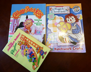 Kids Colouring & Activity Books