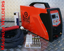Magnum 3Phase Cut70P IGBT Air Plasma Cutter with Pilot Arc Cobden Corangamite Area Preview