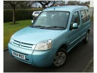 Citroen Berlingo 2.0 HDi 90 Multispace Forte 2004 with 111k miles